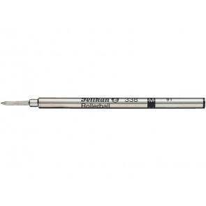 Refill per penne roller Pelikan 338 M nero