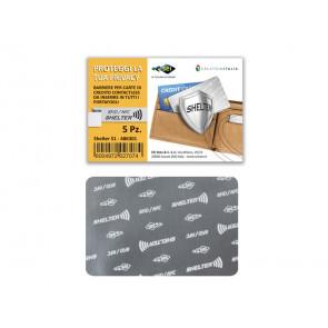 Foglietti porta tessere Sei Rota Shelter-C 1A alluminio