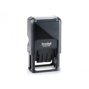 Datario autoinchiostrante con testo personalizzabile Trodat PRINTY 4750 4.0