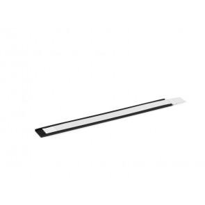 Porta etichette magnetici DURABLE C-PROFILE 20 antracite Lunghezza 200 mm