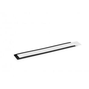 Porta etichette magnetici DURABLE C-PROFILE 30 antracite Lunghezza 200 mm