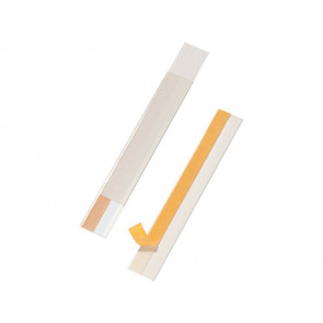 Portaetichette adesivi DURABLE SCANFIX 40 polipropilene trasparente 40x200 mm