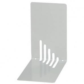Reggilibri MAUL acciaio grigio 140x140x85mm 3501082