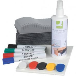 Starter kit per lavagne bianche magnetiche Q-Connect KF32153