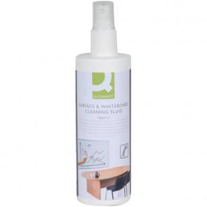 Liquido detergente per lavagne bianche Q-Connect erogatore a spruzzo 250 ml KF04552A