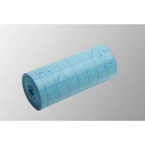 Rotolo pannospugna 25x1000 cm Vileda Professional Quick'n Dry in cotone e