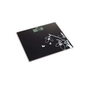Bilancia pesapersone digitale Melchioni max 150 kg nero