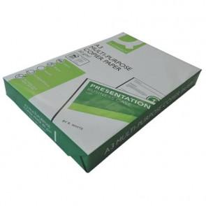 Carta per stampa e copie Q-CONNECT A3 80 g/m? risma da 500 ff - 180078738