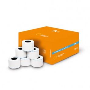 Rotoli bilancia Rotolificio Pugliese carta termica 57 mm x 30 m foro 12 mm conf. da 10 - 5730BQ
