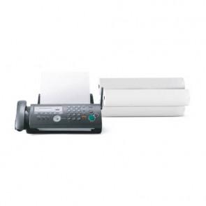 Rotolo fax Rotolificio Pugliese carta termica alta sensibilit? 210 mm x 30 m F21030