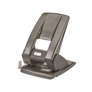 Perforatore a 2 fori Kangaro AION 60 nero foro 6mm