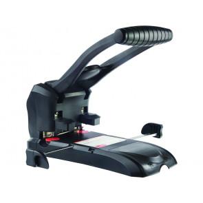 Perforatore a 2 fori Kangaro HDP-2160NEW nero foro 6mm