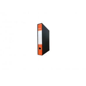 Registratore commerciale TOPToo con custodia dorso 5 cm arancio