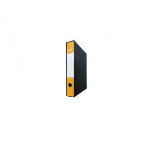 Registratore commerciale TOPToo con custodia dorso 5 cm giallo