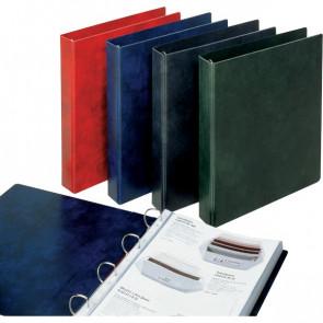 Raccoglitori Prestige Esselte 40 mm 24.5x30 cm blu 390552050