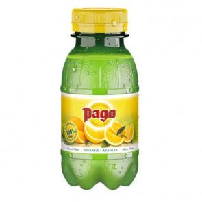 Succo di frutta PAGO Arancia 100% 200 ml