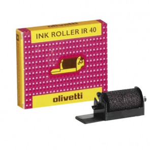 Nastro IR 40 Olivetti nero Conf. 2 pezzi - 80878