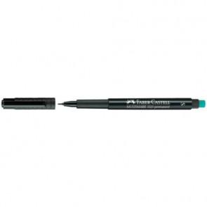 Marcatore permanente Faber-Castell Multimark nero SF 0,4 mm 152399