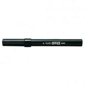 Marcatori speciali TRATTO nero punta conica 2 mm nero Conf. 12 pezzi - 731603
