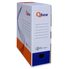 Scatole archivio QBOX bianco 8010.1600