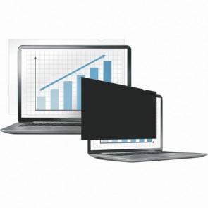 """Filtri privacy Fellowes per monitor 12,5"""" W.S. nero 4813001"""