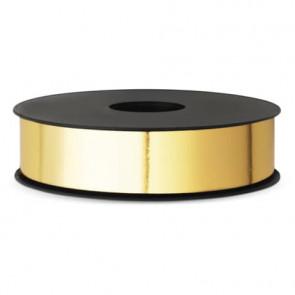 Nastro da regalo in bobina Brizzolari 'Metal Splendid' oro 30 mm x 100 mt - 6870.ORO