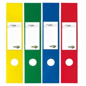 Copridorso autoadesivi Sei Rota CDR giallo Conf. 10 pezzi - 58012536