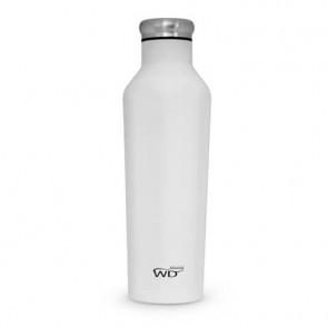 Thermos WD Lifestyle caldo/freddo Soft Touch bianco 480 ml - WD410 B