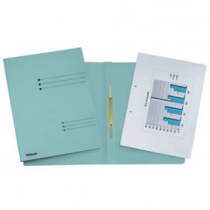 Cartelline ad aghi Esselte Rapid File 29,5x32 cm azzurro 621057