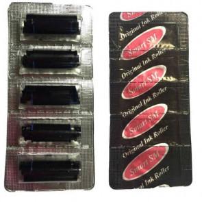 Tamponi inchiostrati per prezzatrici Printex nero conf. 5 pezzi - TAMP/SM07