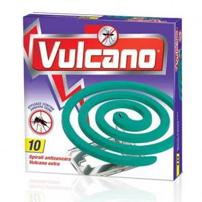 Insetticida zampirone per esterni Vulcano Extra - conf. 10 spirali 20216