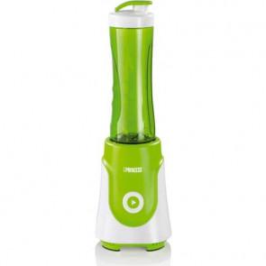 Frullatore Smoothie Maker Potenza 250 Watt Capacit? 0.6 lt Lame in Acciaio Inox colore Verde - 01.218000.01.034
