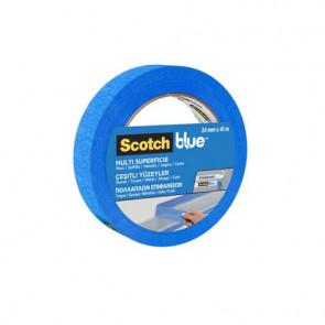 Nastro di mascheratura multisuperficie Scotch? Blue? 2090 24 mm x 41 m blu - 2090IGT24