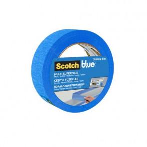 Nastro di mascheratura multisuperficie Scotch? Blue? 2090 36 mm x 41 m blu - 2090IGT36