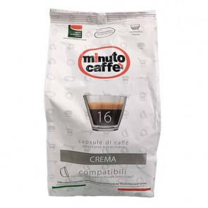 Caff? in capsule compatibili Nescaf? Dolce Gusto Minuto caff? Espresso love6 crema - sacchetto 16 pezzi - 02519
