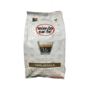 Caff? in capsule compatibili Nescaf? Dolce Gusto Minuto caff? Espresso love6 100% arabica - sacchetto 16 pezzi 02518
