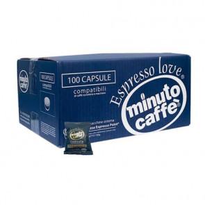 Caff? in capsule compatibili Lavazza Espresso Point Minuto caff? Espresso love2 100% arabica cartone 100 pz 00354
