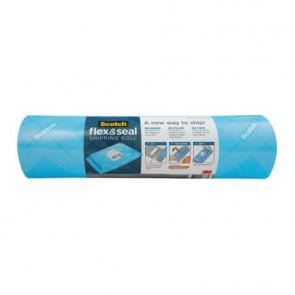 Rotolo per spedizioni Scotch? Flex & Seal 38,1 cm x 3 mt blu FS-1510
