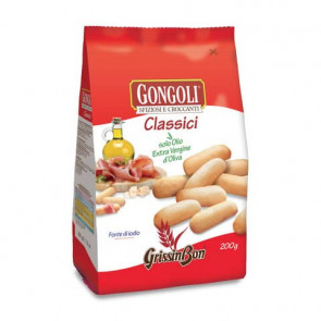 Gongoli GrissinBon gusto classico multipack 10x200 g 260