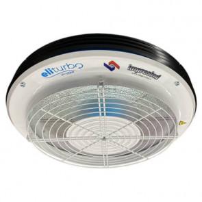 Sanificatore-Miscelatore d'aria con tecnologia UV-C Eliturbo UV-Light grigio - UVL-100