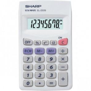 Calcolatrice tascabile EL 233 SB Sharp EL 233 SB