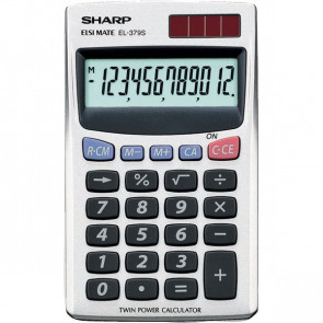 Calcolatrice tascabile EL 379 SB Sharp EL 379 SB