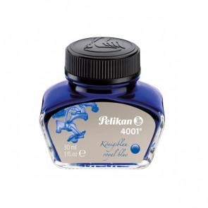 Inchiostro stilografico 4001 Pelikan blu royal 30 ml 0ATA01