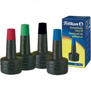 Inchiostro senza olio per timbri Pelikan rosso 28 ml 0BBA28