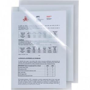 Cartelline a L Poli 150 Sei Rota A4 (21x29,7 cm) 662300 (conf.25)
