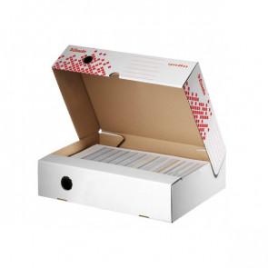 Scatole archivio Speedbox Esselte dorso 8 8x25x35 cm 623910 (conf.20)