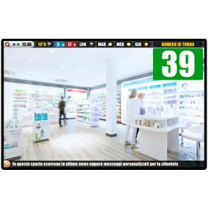 "MONITOR LCD 32"" hdmi - Philips"