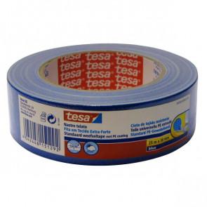Nastro telato colorato Tesa 38 mm x 25 m blu 56359-00002-00