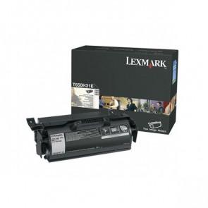 Originale Lexmark 0T650H31E Toner alta resa return program Corporate Cartridges nero