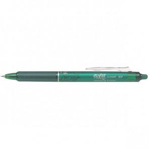 Penna a sfera a scatto Frixion Clicker Pilot verde 0,7 mm 006793